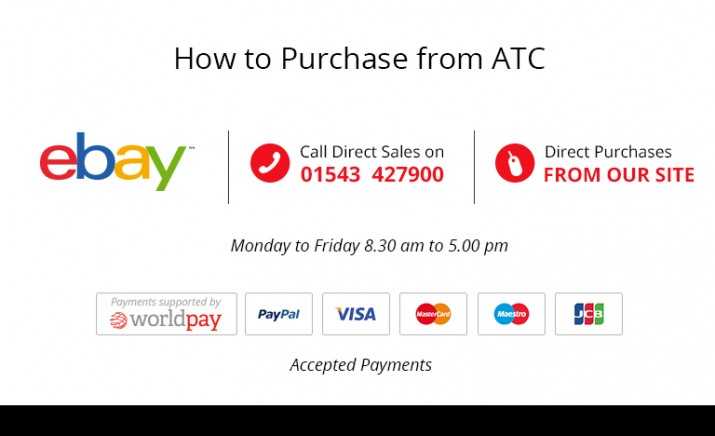 How to purchase from ATP